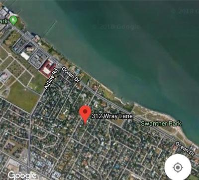 Corpus Christi Residential Lots & Land For Sale: 312 Wray