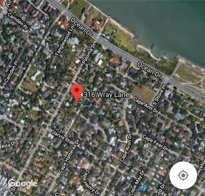 Corpus Christi Residential Lots & Land For Sale: 316 Wray