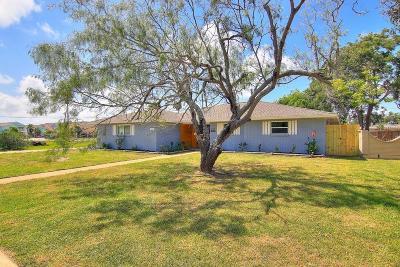 Aransas Pass Single Family Home For Sale: 1503 Kenwood Dr