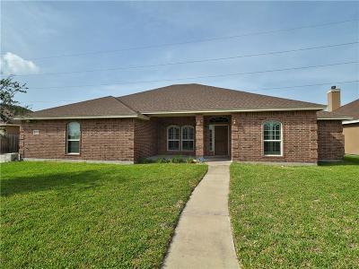 Corpus Christi Single Family Home For Sale: 1209 Seth St