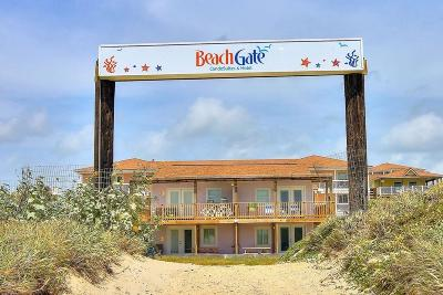 Port Aransas Condo/Townhouse For Sale: 2000 On The Beach #521, 522
