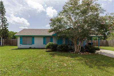 Corpus Christi Single Family Home For Sale: 2017 Sunnycrest St