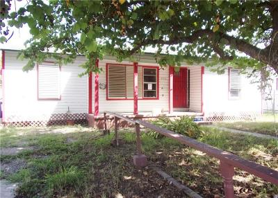 Corpus Christi Single Family Home For Sale: 4306 Christie St