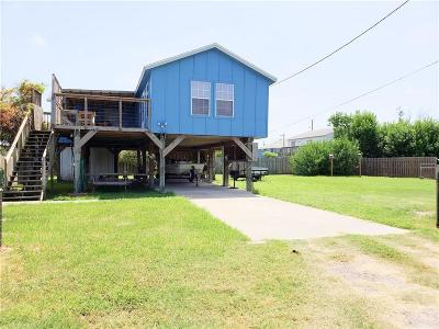 Corpus Christi Single Family Home For Sale: 225 Las Palmas Dr