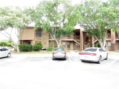 Corpus Christi Condo/Townhouse For Sale: 7122 Premont Dr #H-201