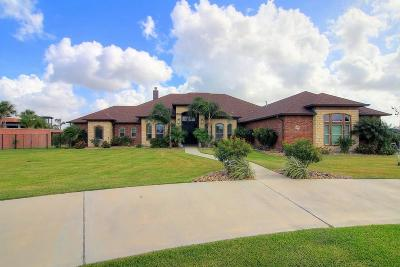 Nueces County Single Family Home For Sale: 5246 S Oso Pkwy