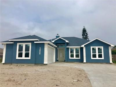 Corpus Christi Single Family Home For Sale: 13950 Whitecap