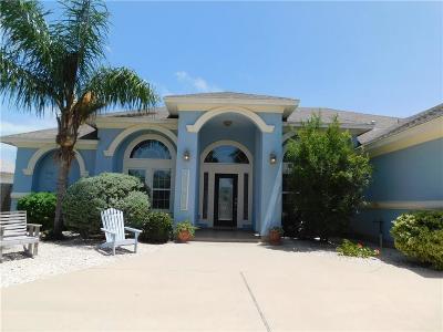 Corpus Christi TX Single Family Home For Sale: $305,000