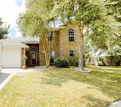 Corpus Christi Single Family Home For Sale: 3078 Twin Creek Dr