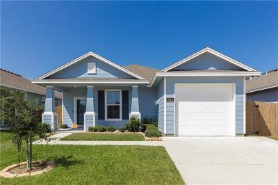 Corpus Christi Single Family Home For Sale: 7422 Kolda Dr