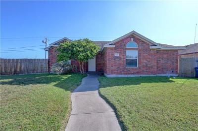 Corpus Christi Single Family Home For Sale: 6721 Kodiak Dr
