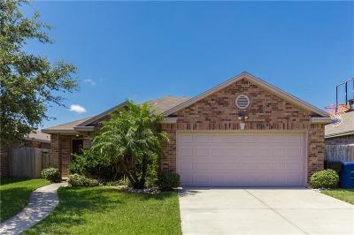 Corpus Christi TX Single Family Home For Sale: $204,900