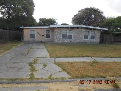 Corpus Christi TX Single Family Home For Sale: $79,900