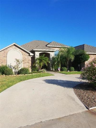 Corpus Christi Single Family Home For Sale: 1817 Joel Court