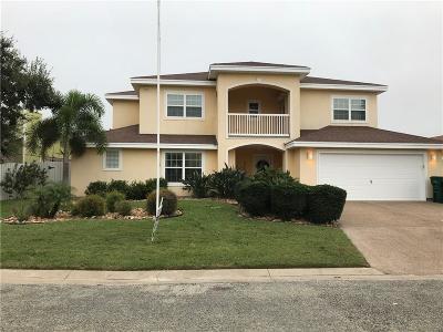 Corpus Christi Single Family Home For Sale: 13717 Cayo Gorda Ct