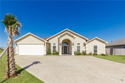 Robstown Single Family Home For Sale: 3605 Lake Champagne
