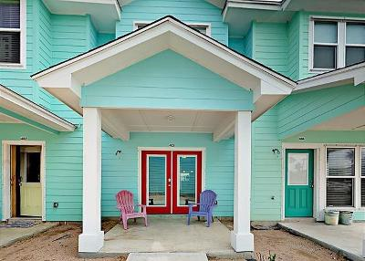 Port Aransas Condo/Townhouse For Sale: 2120 S. Eleventh St #403