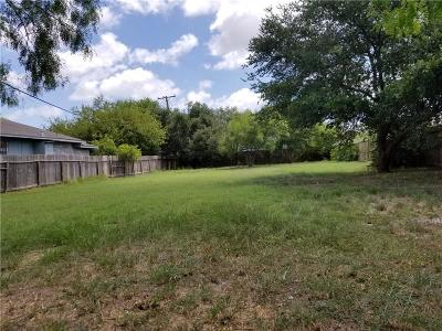 Corpus Christi Residential Lots & Land For Sale: 802 Virginia Ave