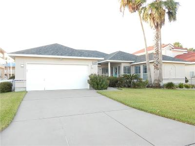 Aransas Pass Single Family Home For Sale: 133 Sea Breeze Dr