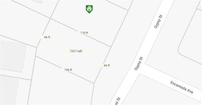 Corpus Christi Residential Lots & Land For Sale: 15737 Gypsy St