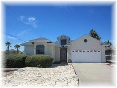 Single Family Home For Sale: 15233 Reales Dr