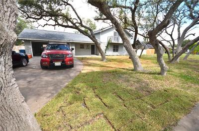 Ingleside Single Family Home For Sale: 2937 Lovers Lane