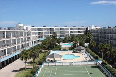 Port Aransas Condo/Townhouse For Sale: 5973 State Highway 361, #316 #316