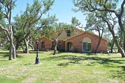 Aransas Pass Single Family Home For Sale: 2333 County Road 1942