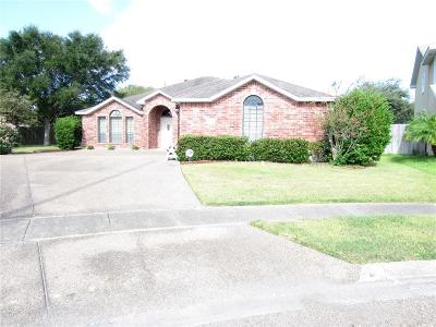 Corpus Christi TX Single Family Home For Sale: $199,000