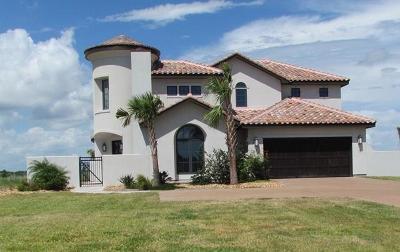 Aransas Pass Single Family Home For Sale: 13 La Buena Vida Dr