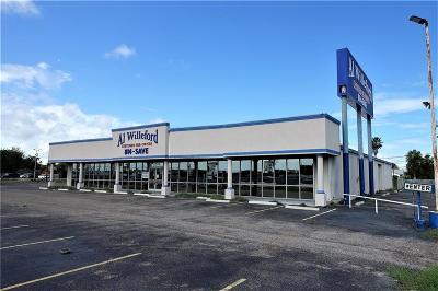 Corpus Christi Single Family Home For Sale: 3812-A&b S Padre Island Dr