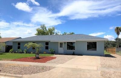 Aransas Pass Single Family Home For Sale: 452 N Whitney