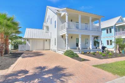 Port Aransas Single Family Home For Sale: 256 Bent Grass Dr