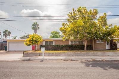 Single Family Home For Sale: 3441 Laguna Shores