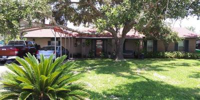 Aransas Pass Single Family Home For Sale: 543 S 9th St