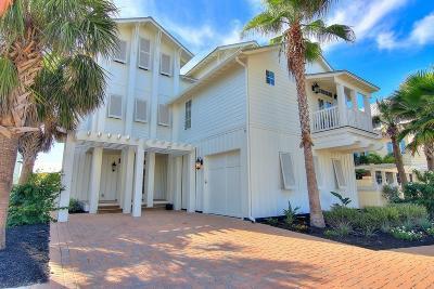 Port Aransas Single Family Home For Sale: 190 Seaside Dr
