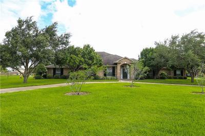 Corpus Christi Single Family Home For Sale: 4625 Bethlehem Dr