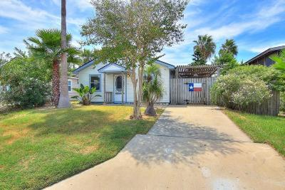 Port Aransas TX Single Family Home For Sale: $349,900