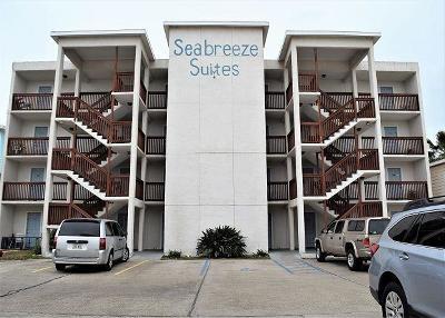 Port Aransas TX Single Family Home For Sale: $129,000
