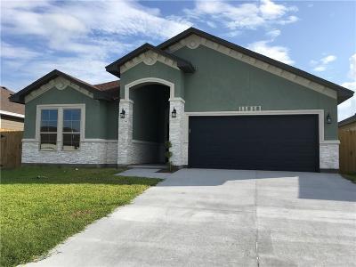 Corpus Christi Single Family Home For Sale: 11518 Saspamco Creek Dr