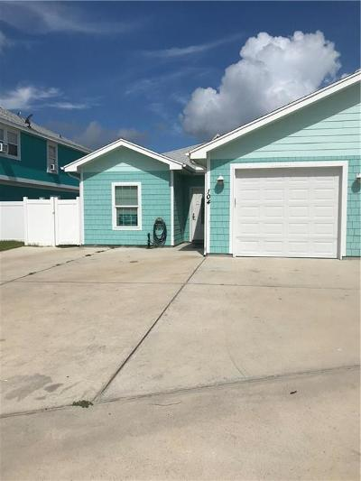 Port Aransas Condo/Townhouse For Sale: 699 Morgan Circle Circ #104