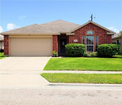 Corpus Christi TX Single Family Home For Sale: $198,500