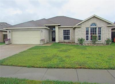 Corpus Christi TX Single Family Home For Sale: $210,000
