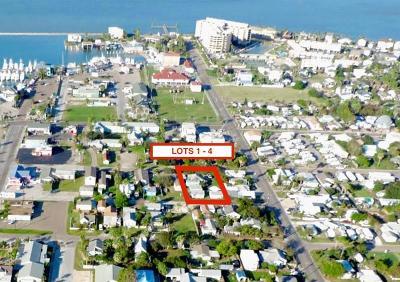 Port Aransas Residential Lots & Land For Sale: 226 E White St