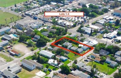 Port Aransas Residential Lots & Land For Sale: 227 E Brown St