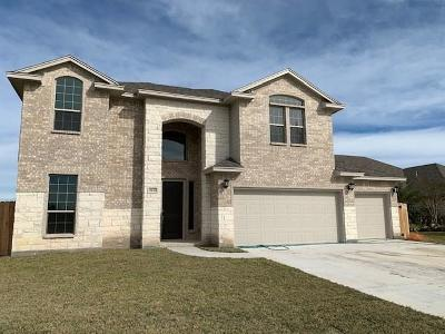 Corpus Christi Single Family Home For Sale: 8122 Calgary Drive