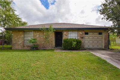 Single Family Home For Sale: 116 Cactus St