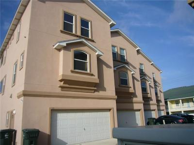 Corpus Christi Condo/Townhouse For Sale: 15217 Windward #202
