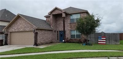 Kingsville Single Family Home For Sale: 1605 Kelly Lane