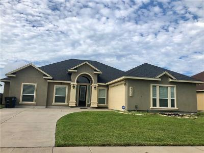 Corpus Christi Single Family Home For Sale: 4209 Lake Geneva Dr
